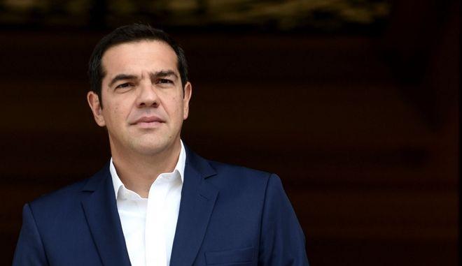 Τα τρία μηνύματα που έστειλε ο Αλέξης Τσίπρας για τα εθνικά θέματα, μέσω του NEWS 24/7