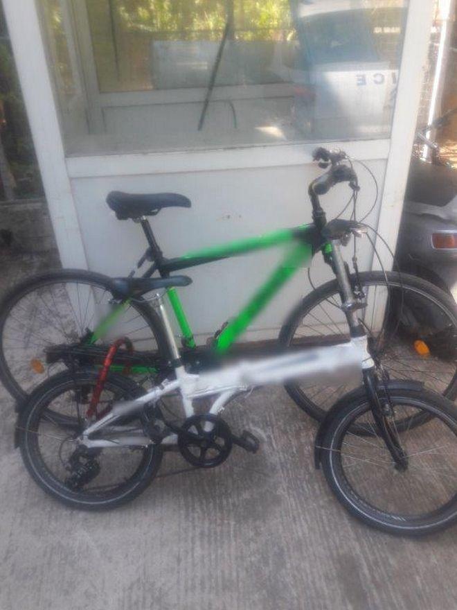 Κλεμμένα ποδήλατα πωλούσαν στην Ομόνοια