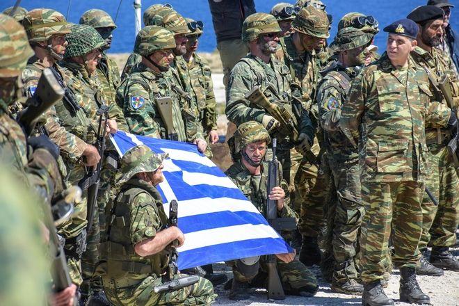 Ο Υπουργός Εθνικής Άμυνας Πάνος Καμμένος, συνοδευόμενος από τον Αρχηγό ΓΕΣ Αντιστράτηγο Αλκιβιάδη Στεφανή, παρακολούθησε κοινή άσκηση της Διοίκησης Άμυνας Νήσου (ΔΑΝ) Ικαρίας και του Τάγματος Εθνοφυλακής (ΤΕΘ) Αγίου Κηρύκου. Τετάρτη, 4 Απριλίου 2018