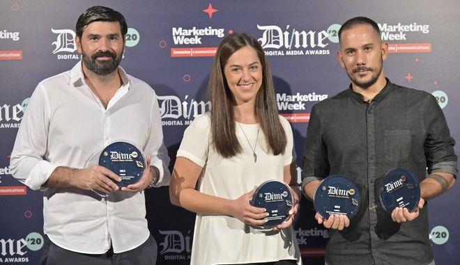 DIME Awards 2020: Η 24MEDIA απέσπασε 4 βραβεία