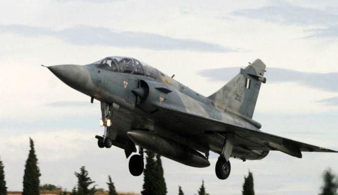 Μαχητικό αεροσκάφος Μιράζ 2000-5