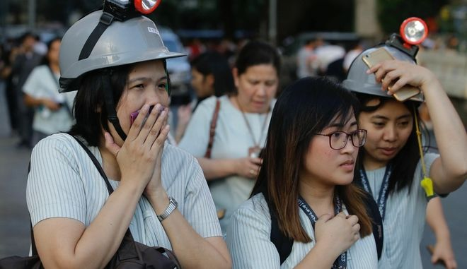 Φιλιππίνες: 5 νεκροί από τον ισχυρό σεισμό