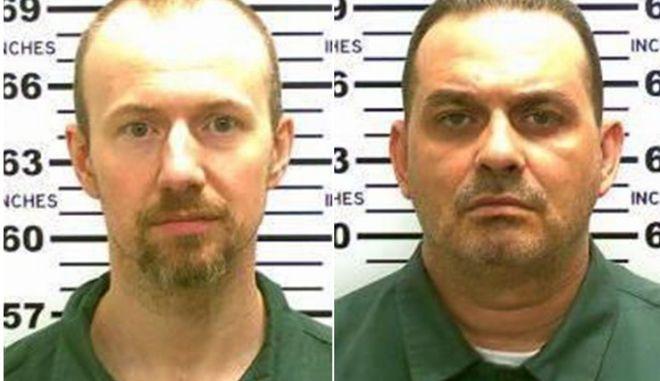 Απόδραση με χολιγουντιανό 'άρωμα' δυο τροφίμων από φυλακές της Νέας Υόρκης
