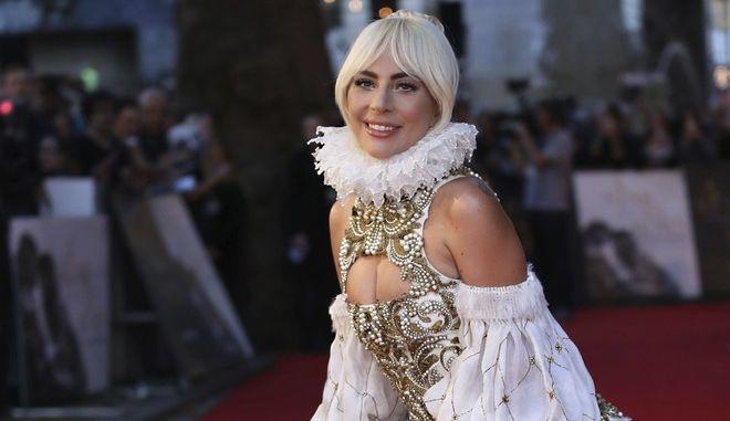H Lady Gaga