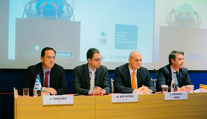 Ολοκληρώθηκε η υποβολή προτάσεων για τον 4ο κύκλο του Προγράμματος Νεανικής Καινοτόμου Επιχειρηματικότητας egg