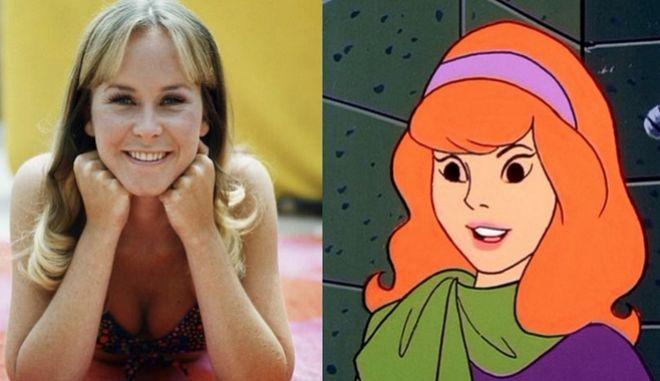 Πέθανε η Daphne του Scooby-Doo