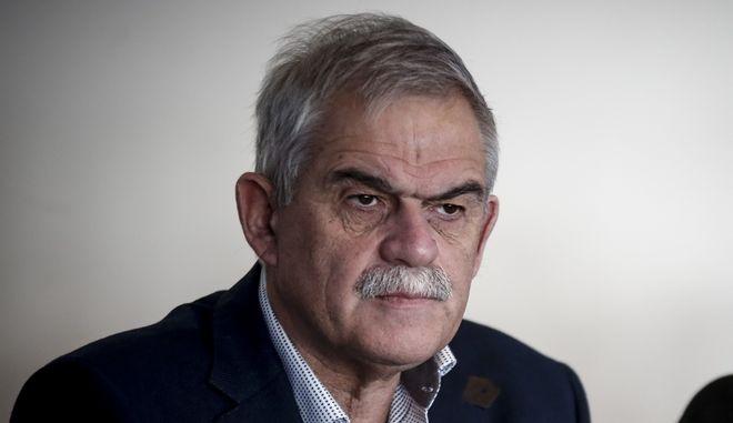 Ο υπουργός Προστασίας του Πολίτη Νίκος Τόσκας