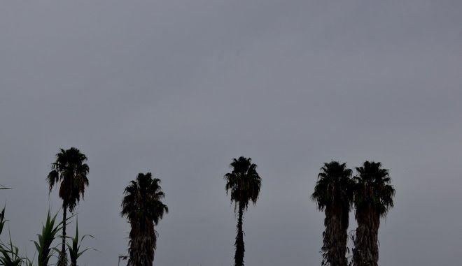 Αφρικανική σκόνη (φωτό αρχείου)