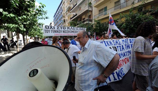 Σε 24ωρη απεργία οι γιατροί σήμερα - Με προσωπικό ασφαλείας τα δημόσια νοσοκομεία