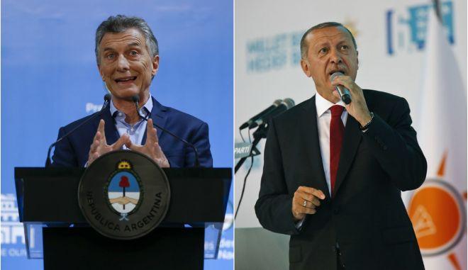 Τουρκία και Αργεντινή σε ελεύθερη πτώση-Ακονίζει τα δόντια του το ΔΝΤ