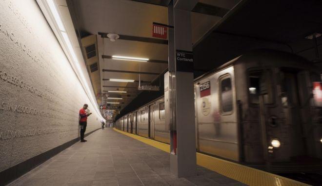 Ο σταθμός είναι και πάλι έτοιμος να υποδεχθεί τους επιβάτες του