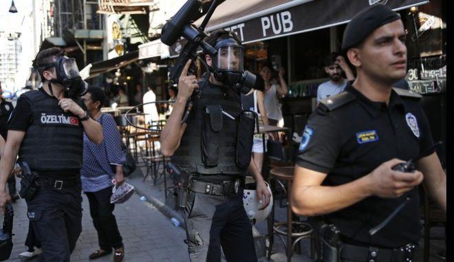 Φωτο αρχείου: Τούρκοι αστυνομικοί
