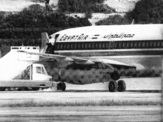 Οι μαύρες σελίδες των Αιγυπτιακών Αερογραμμών