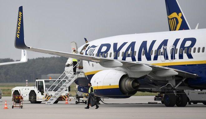 Αεροσκάφος της Ryanair