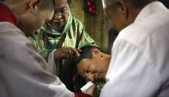Καθολική Εκκλησία στην Κίνα