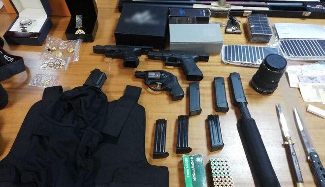 """Νέο """"χτύπημα"""" της ΕΛ.ΑΣ. με την βοήθεια της Europol στην διαβόητη """"Vor V Zakone"""""""