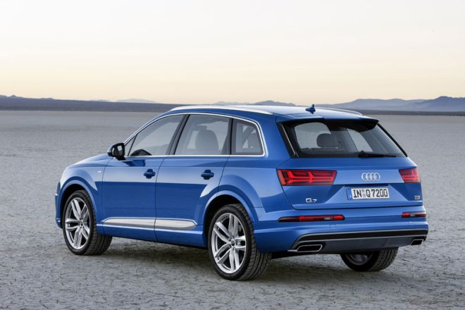 To νέο Audi Q7 επαναπροδιορίζει την κατηγορία των premium SUV