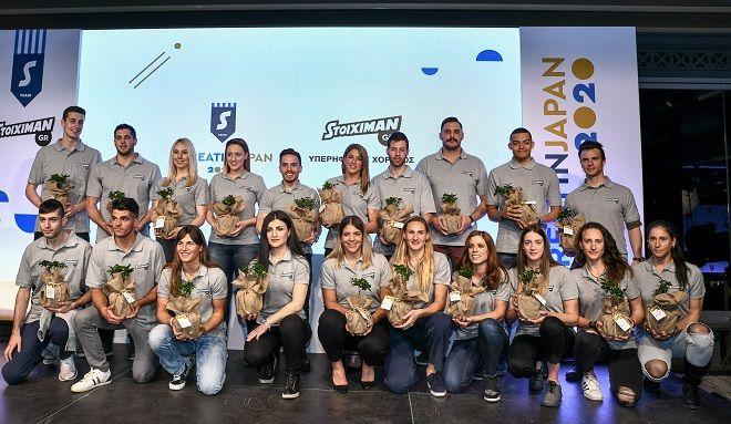 """Οι 17 αθλητές και οι Εθνικές ομάδες πόλο ανδρών και γυναικών που υποστηρίζει η """"Stoiximan"""" στο"""