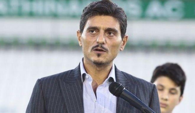 Ο Δημήτρης Γιαννακόπουλος