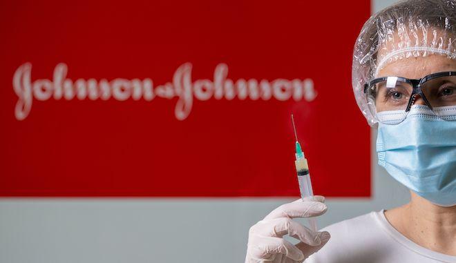 Εμβόλιο johnson and johnson