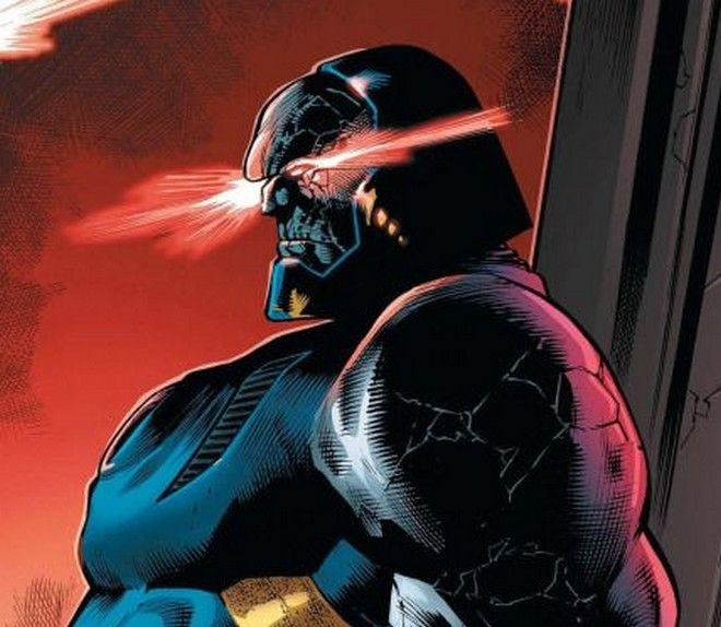 Σκοτομήδης Δαρκσέιδος: Έχει ελληνικές ρίζες ο κακός της νέας ταινίας Justice League;