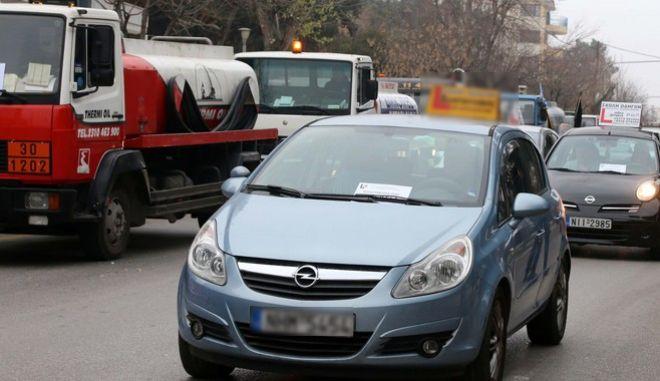 'Σαφάρι' για τα ανασφάλιστα οχήματα