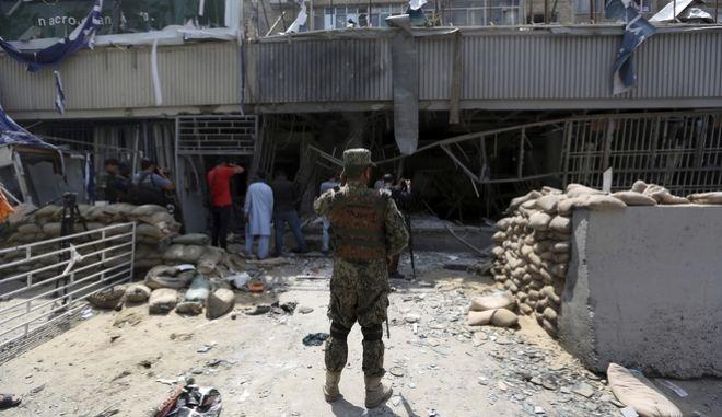 Έκρηξη στην πρωτεύουσα του Αφγανιστάν, Καμπούλ (Αρχείο)
