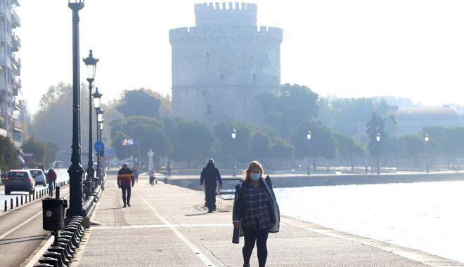Εικόνα από τη Θεσσαλονίκη
