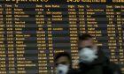 """Αεροδρόμιο της Ιταλίας """"Rome Leonardo da Vinci International Airport"""""""