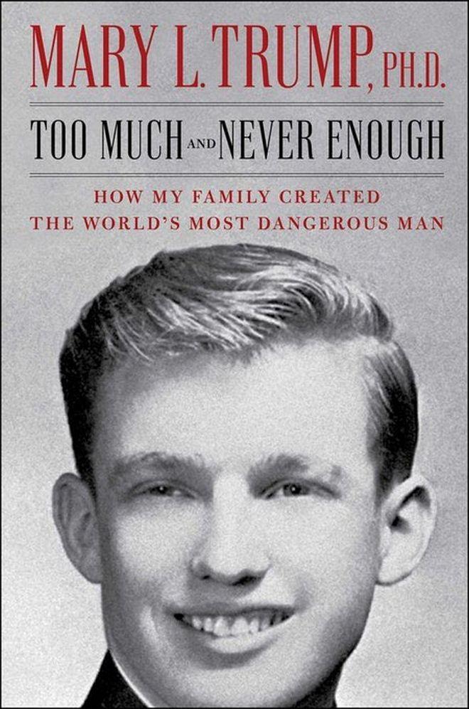 Κυκλοφόρησε το βιβλίο της ανηψιάς του Τραμπ: