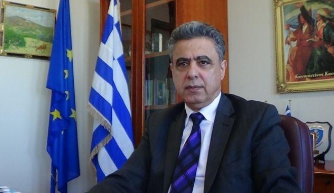 Η ΝΔ διέγραψε τον αντιπεριφερειάρχη Χίου για το 'Καλός Τούρκος είναι ο νεκρός Τούρκος'