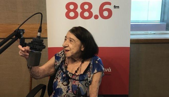 Κατερίνα Αγγελάκη-Ρουκ:'Είμαι μια πολύ ικανοποιημένη πελάτισσα της ζωής'