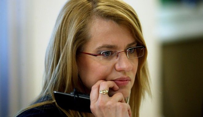 Η βουλευτής του ΣΥΡΙΖΑ, Θεοδώρα Τζάκρη