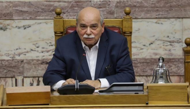 Ο Νίκος Βούτσης, Πρόεδρος της Βουλής