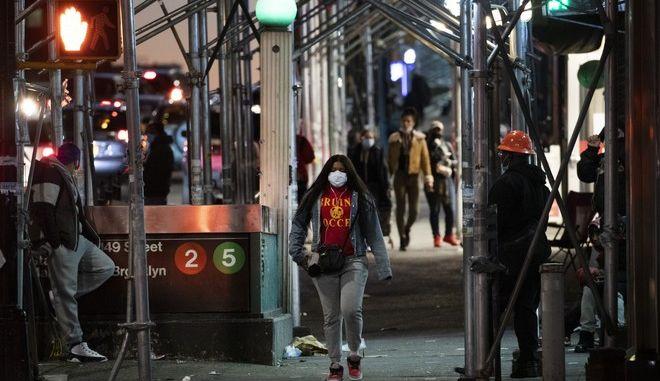 Το Μπρονξ στη Νέα Υόρκη σε καιρό πανδημίας κορονοϊού