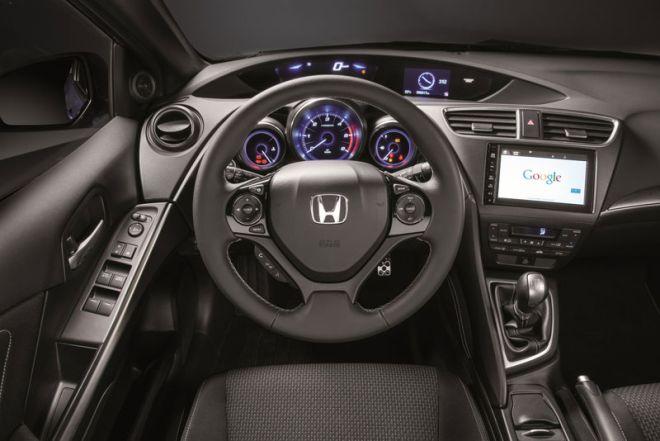 Άνεμος ανανέωσης για το Honda Civic