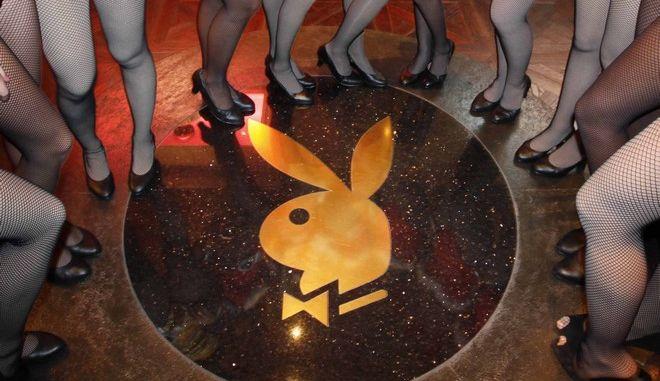 Εικόνα από τον Δεκέμβριο του 2010 στο Playboy Club στο Μακάου