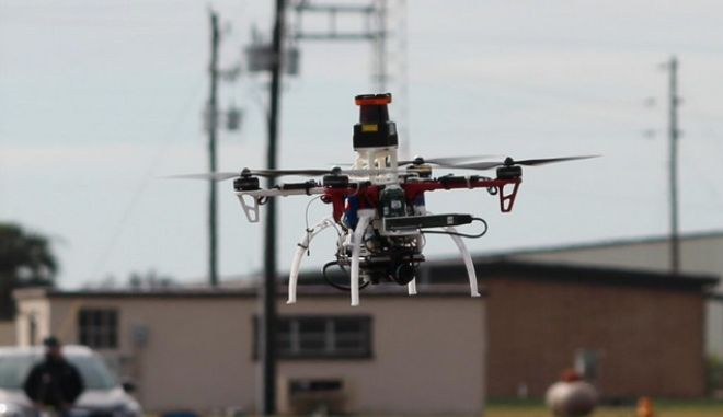 Έξυπνο σύστημα 'εξαφανίζει' τα εμπόδια από τον δρόμο των drones