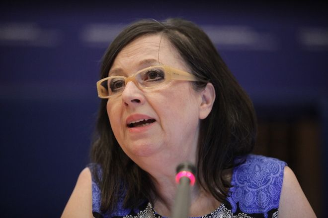 Μαρία Λαγογιάννη, Δρ αρχαιολόγος, Διευθύντρια του Εθνικού Αρχαιολογικού Μουσείου