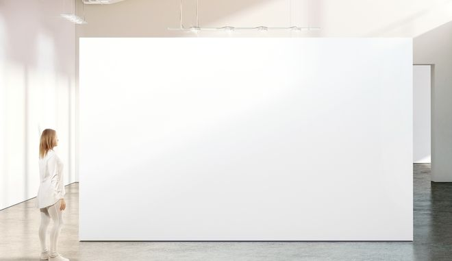 Ο Μαέβιους Παχατουρίδης υπάρχει στ' αλήθεια - Καλλιτέχνης πήρε 84.000$ και παρέδωσε λευκό καμβά