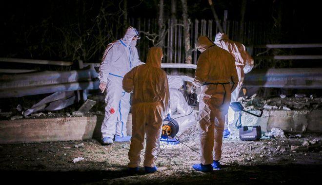 Ισχυρή έκρηξη βόμβας τα ξημερώματα στις εγκαταστάσεις του τηλεοπτικού σταθμού ΣΚΑΪ στο Φάληρο