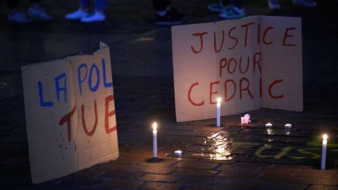 Γαλλία: Αστυνομική ασυδοσία με