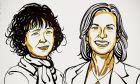 Νόμπελ Χημείας 2020: Στις Εμανουέλ Σαρπαντιέ και Τζένιφερ Ντούντνα