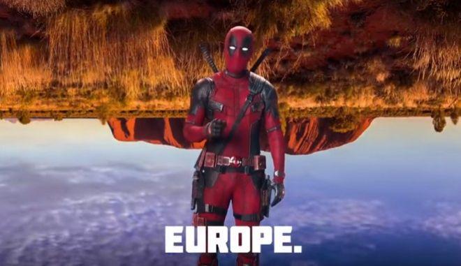 Ο Deadpool θέλει ο Καναδάς να γίνει δεκτός στη Eurovision