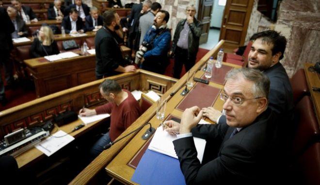 Συνεδρίαση της Διαρκής Επιτροπής Δημόσιας Διοίκησης, Δημόσιας Τάξης και Δικαιοσύνης και της Ειδικής Μόνιμης Επιτροπής Ελληνισμού της Διασποράς με θέμα τη «Διευκόλυνση άσκησης εκλογικού δικαιώματος εκλογέων που βρίσκονται εκτός ελληνικής επικράτειας και τροποποίηση εκλογικής διαδικασίας».