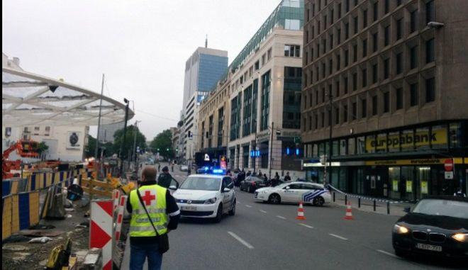 Συναγερμός για τρομοκρατική επίθεση στις Βρυξέλλες