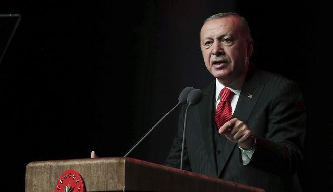 Ταγίπ Ερντογάν, Πρόεδρος της Τουρκίας