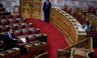 Συζήτηση επίκαιρων ερωτήσεων στη Βουλή των Ελλήνων, Άδωνις Γεωργιάδης και Ανδρέας Ξανθός.