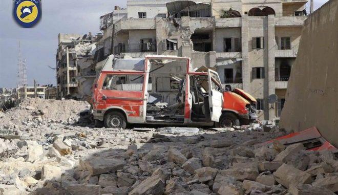 Συνεχίζονται οι βομβαρδισμοί στο Χαλέπι. Συνεδριάζει το ΣΑ του ΟΗΕ