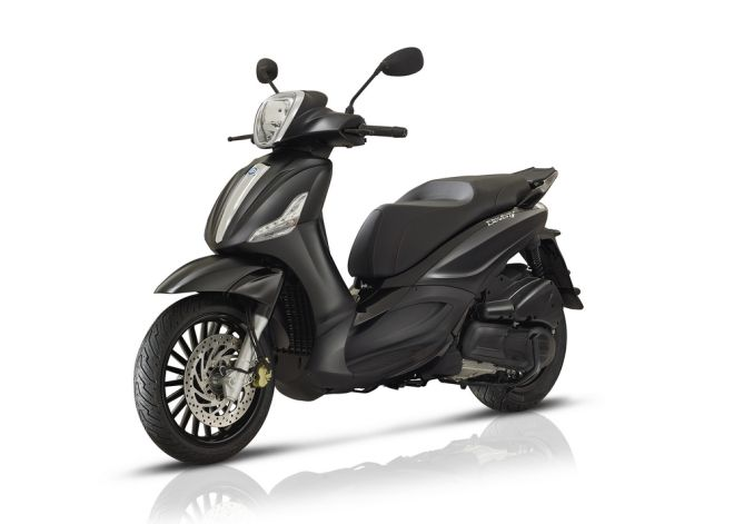 Piaggio: Οι μοτοσυκλέτες του 2020
